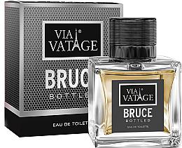 Profumi e cosmetici Via Vatage Bruce Bottled - Eau de toilette