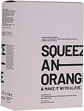 Profumi e cosmetici Set - Veoli Botanica Squeeze An Orange (f/oil/132.7g + towel/1pcs)
