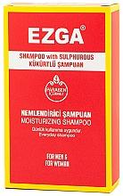 Profumi e cosmetici Shampoo anti forfora - Ezga Moisturizing Shampoo