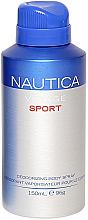 Profumi e cosmetici Nautica Nautica Voyage Sport - Deodorante