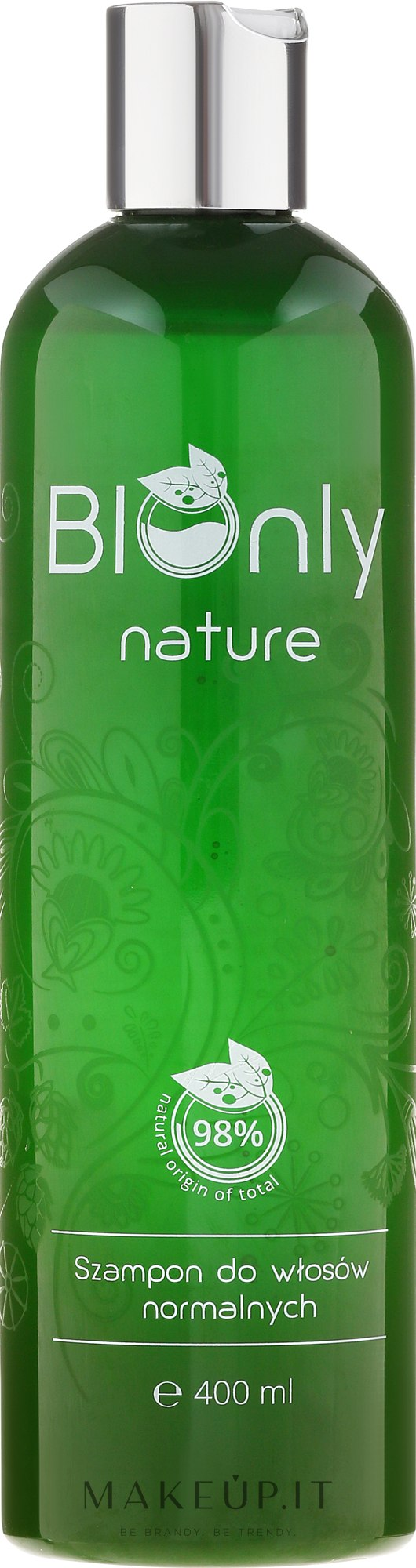 Shampoo capelli - BIOnly Nature Shampoo For Normal Hair — foto 400 ml
