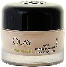 Profumi e cosmetici Crema pelle contorno occhi - Olay Total Effects 7 In One Eye Cream