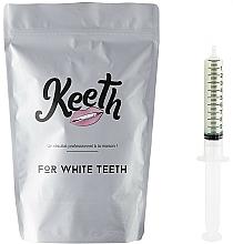 "Profumi e cosmetici Kit per lo sbiancamento dei denti ""Menta"" - Keeth Mint Refill Pack"