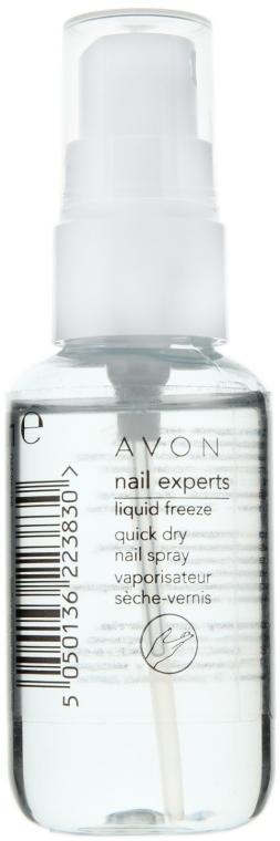 Asciuga Smalto - Avon Nail Experts Liquid Freeze Quick Dry Nail Spray