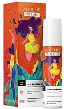 Profumi e cosmetici Crema viso tonificante - Alkemie Use The Force Skin Powerbank Strong Energizing Cream