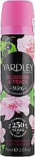 Profumi e cosmetici Deodorante - Yardley Blossom & Peach Body Fragrance
