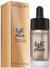 Profumi e cosmetici Illuminante - Light Potion Liquid Highlighter Mesauda