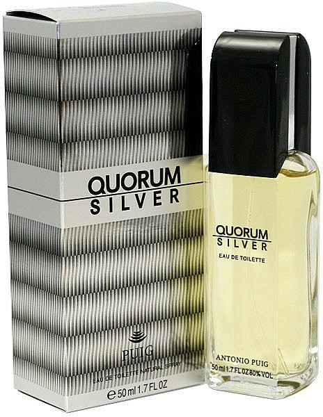 Antonio Puig Quorum Silver - Eau de toilette  — foto N3