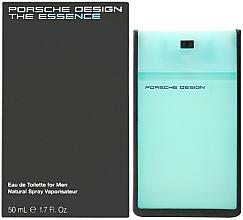 Profumi e cosmetici Porsche Design The Essence - Eau de toilette