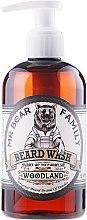 Profumi e cosmetici Shampoo per la barba - Mr. Bear Family Beard Wash Woodland