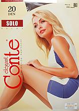 """Profumi e cosmetici Collant """"Solo"""" 20 Den, shade - Conte"""