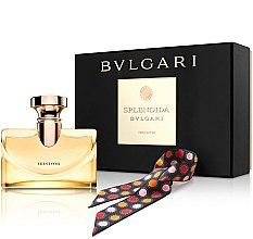 Profumi e cosmetici Bvlgari Splendida Iris D`Or - Set ( edp/100ml + scarves)