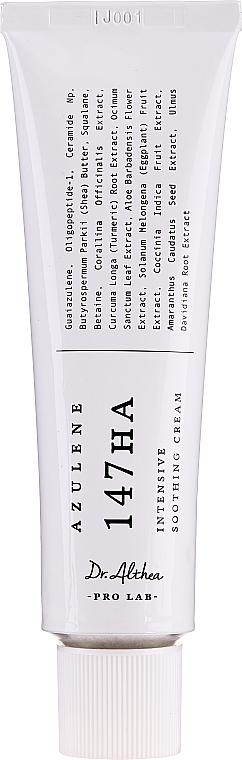 Crema viso - Dr. Althea Pro Lab Azulene 147HA Intensive Soothing Cream — foto N1