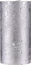 Profumi e cosmetici Candela naturale, 15 cm - Ringa Silver Glow Candle