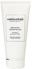 Profumi e cosmetici Scrub viso illuminante - Estelle & Thild Biotreat Radiance Micro Polish
