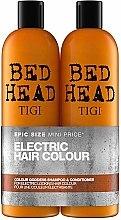 Profumi e cosmetici Set - Tigi Bed Head Colour Godess (sh/750ml + cond/750ml)
