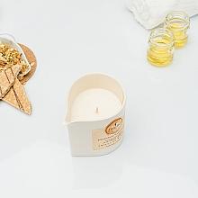 "Candela da massaggio ""Smoothing caramel"" - Flagolie Caramel Smoothing Massage Candle — foto N3"