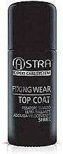 Profumi e cosmetici Indurente per unghie - Astra Make-up Fixing Wear Top Coat