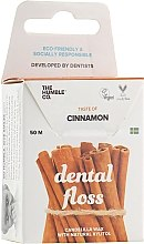 "Profumi e cosmetici Filo interdentale ""Cannella"" - The Humble Co. Dental Floss Cinnamon"