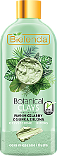 Profumi e cosmetici Acqua micellare a base di argilla verde - Bielenda Clays
