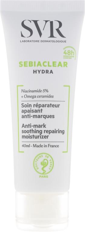 Crema idratante per la pelle grassa - SVR Sebiaclear Hydra — foto N2