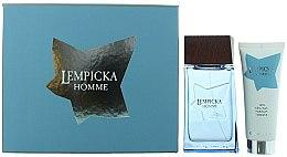 Profumi e cosmetici Lolita Lempicka Homme - (edt/100ml + ash/75ml)
