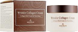 Profumi e cosmetici Crema nutriente antirughe al collagene - The Skin House Wrinkle Collagen Cream
