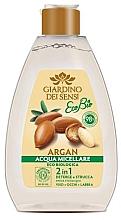 Profumi e cosmetici Acqua micellare - Giardino Dei Sensi Eco Bio Argan Micellar Water