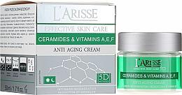 Profumi e cosmetici Crema antirughe 40+ - Ava Laboratorium L'Arisse 5D Anti-Wrinkle Cream Ceramides + Vitamines