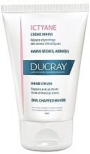 Profumi e cosmetici Crema mani idratante e protettiva - Ducray Ictyane Hand Cream