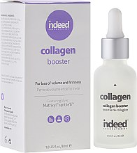 Profumi e cosmetici Booster viso - Indeed Labs Collagen Booster