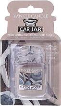 Profumi e cosmetici Aromadifussore macchina - Yankee Candle Car Jar Seside Woods