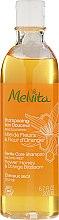 """Profumi e cosmetici Shampoo delicato per capelli secchi """"Miele e fiori d'arancio"""" - Melvita Gentle Nourishing Shampoo"""