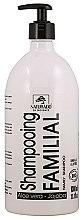 Profumi e cosmetici Shampoo per tutta la famiglia - Naturado Aloe Vera Jojoba Family Shampoo