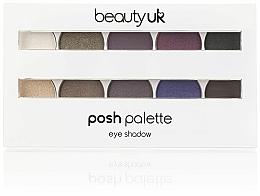 Profumi e cosmetici Palette di ombretti - Beauty UK Posh Eye Shadow Palette (01 -Eden)