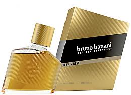 Profumi e cosmetici Bruno Banani Man's Best - Lozione dopobarba