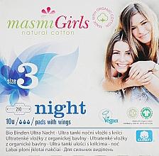 Profumi e cosmetici Assorbenti ultrasottili per adolescenti Girl, 10 pz - Masmi