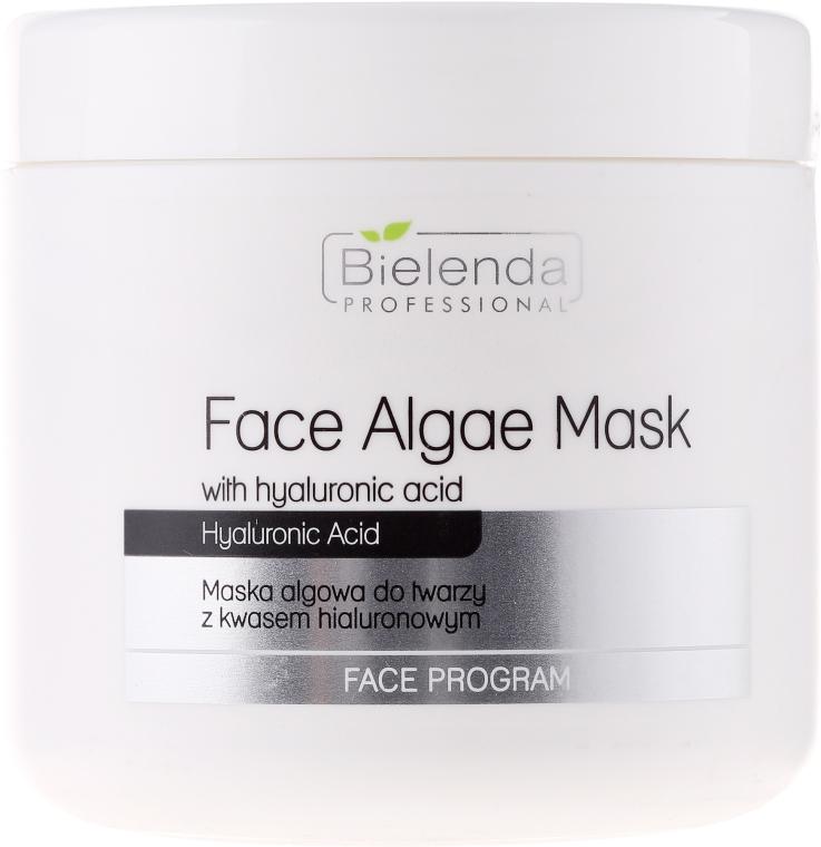 Maschera viso con acido ialuronico - Bielenda Professional Face Algae Mask with Hyaluronic Acid