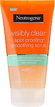 Profumi e cosmetici Scrub viso - Neutrogena Visibly Clear Spot Proofing Smoothing Scrub