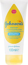 Profumi e cosmetici Crema idratante per bambini - Johnson's Baby Top-To-Toe Cream