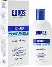 Profumi e cosmetici Emulsione per il lavaggio del corpo - Eubos Med Basic Skin Care Liquid Washing Emulsion
