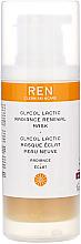Profumi e cosmetici Maschera per la luminosità della pelle con glicole e acido lattico - Ren Radiance Glycol Lactic Renewal Mask