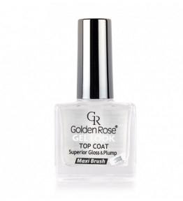 Top coat per smalto - Golden Rose Top Coat Gel Look