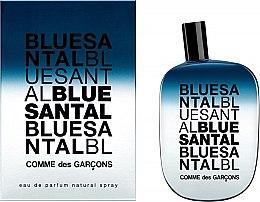 Profumi e cosmetici Comme des Garcons Blue Santal - Eau de Parfum