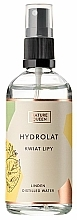 Profumi e cosmetici Idrolato dai fiori di tiglio - Nature Queen Hydrolat