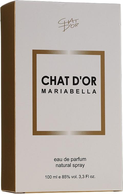 Chat D'or Chat D'or Mariabella - Eau de Parfum — foto N4