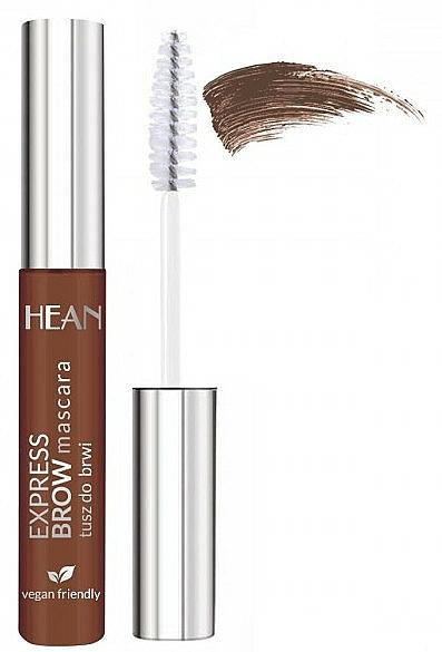 Mascara - Hean Express Brown Mascara