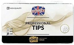 Profumi e cosmetici Tip trasparenti - Ronney Professional Tips