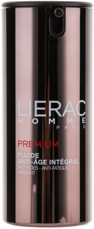 Trattamento fluido antirughe per uomo - Lierac Homme Premium Fluide Anti-Age Integral