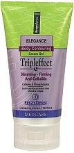 Profumi e cosmetici Gel-crema corpo rassodante anticellulite - Frezyderm Elegance Body Countouring Tripleffect Cream Gel